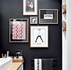 Tableau Pour Salle De Bain : les tableaux stars de la d co blog ma maison mon jardin ~ Dallasstarsshop.com Idées de Décoration