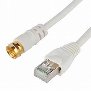 China Tv Converter Cable F  Rj45