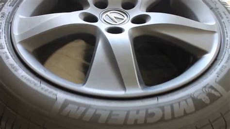 plasti dipped rims on 2012 acura tsx special edition youtube
