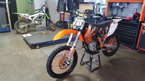 2012 Ktm 250sxf Motorcycles For Sale