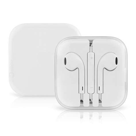 earpods iphone apple earpods with remote and mic white a4c