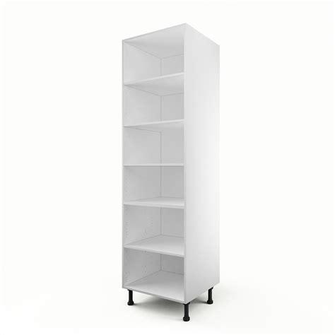 colonne cuisine 50 cm caisson de cuisine colonne c60 200 delinia blanc l 60 x h