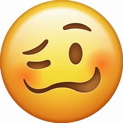 Emoji Drunk Face Icon Iphone Aesthetic Background