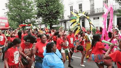 Carnival Notting Hill London Brehs Street Party