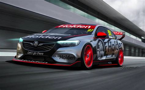 new zb commodore to undergo shakedown speedcafe