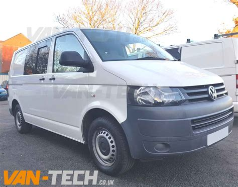 vw t5 t5 1 privacy glass opening drivers side tinted window tech