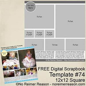 No Reimer Reason | My blog about Digital Scrapbooking and ...