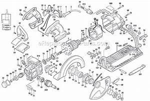 Skil Mag77lt Parts List And Diagram