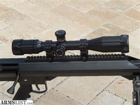 50 Bmg Scope by Armslist For Sale Barrett 50 Cal Bmg Model 95 With Scope