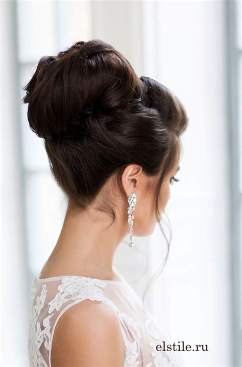 perfect long wedding hairstyles  glam bridal