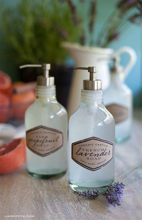organic castile hand soap lia griffith