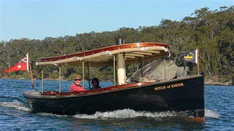 Boat Launch Steamboat by Steamboat Association Of Australia Bob