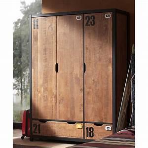 Kleiderschrank 350 Cm Breit : jugendzimmer kleiderschrank mucenna aus kiefer ~ Bigdaddyawards.com Haus und Dekorationen