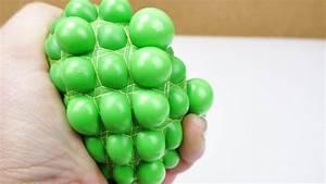 Anti Schling Napf Selber Machen : anti stressball selber machen squishy mesh ball mit ~ Michelbontemps.com Haus und Dekorationen