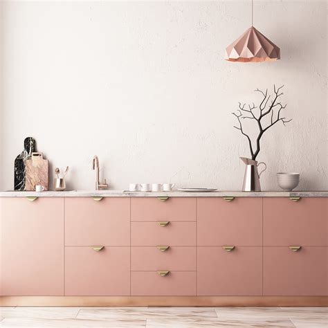 Pink Kitchen Inspiration by Le Creuset Think Pink For How To Channel The
