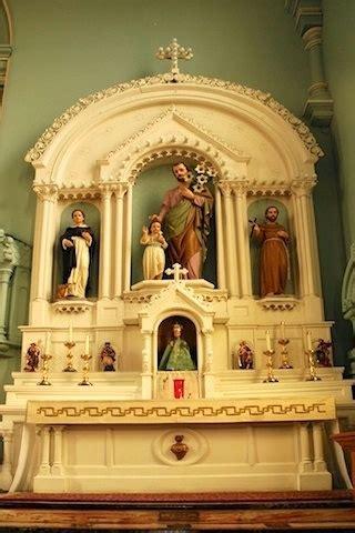 architecture st rose  lima catholic church