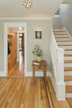 barriere wall fix extending wood light grey light oak flooring design ideas pictures remodel and