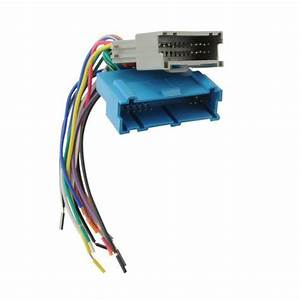 Egm35f E2 Car Stereo Wiring Connector For 32p Gm Vehicles