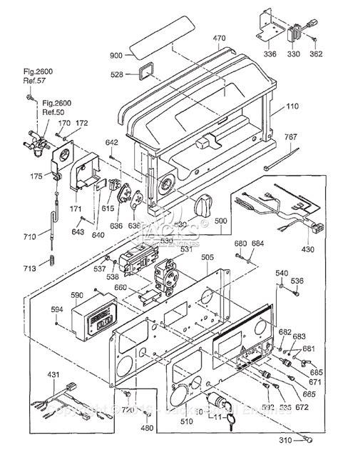 robin subaru rg4300is parts diagram for