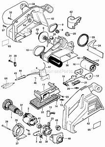 Black And Decker Bd5500 Parts List And Diagram