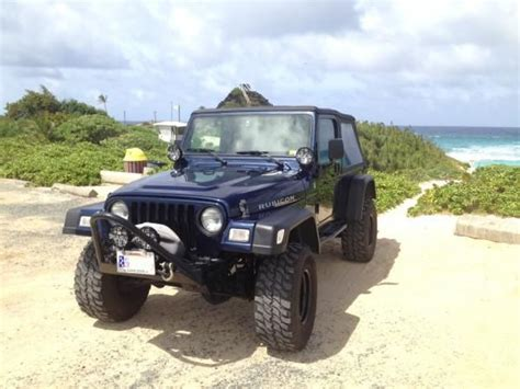 lj jeep for sale 2006 jeep wrangler tj unlimited rubicon lj for sale near