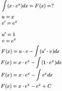 Aufleitung Berechnen : partielle integration produktintegration ~ Themetempest.com Abrechnung