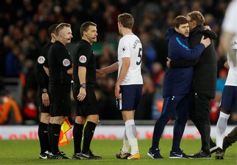 Liverpool 2-2 Tottenham: Harry Kane penalty secures ...