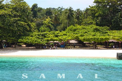 13 gorgeous beaches in samal escape manila