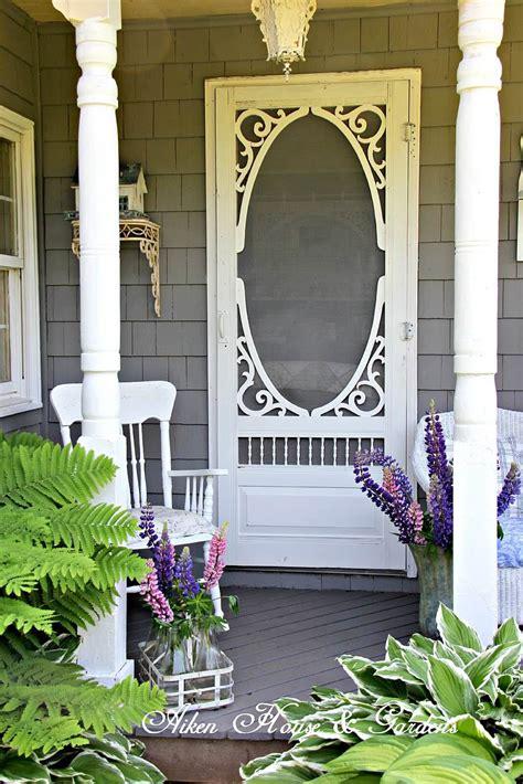 vintage porch decor ideas  designs