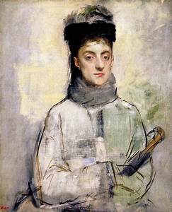 Portrait by Edgar Degas | Art - Edgar Degas. French. 1834 ...