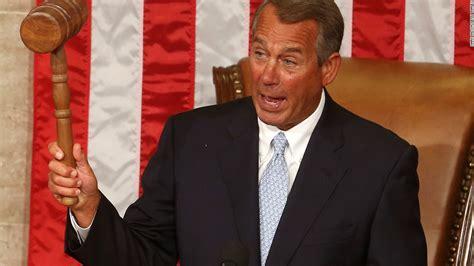 speaker of the house in boehner resigning from congress cnnpolitics