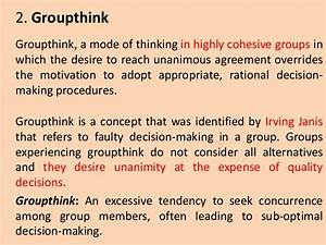 Group Behavior  U2013 Meaning  Types Of Groups  Group Process