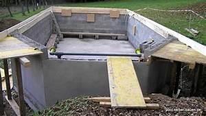 Gerüst Selber Bauen : schwimmbad mit schalsteinen betonieren pool selber ~ Articles-book.com Haus und Dekorationen