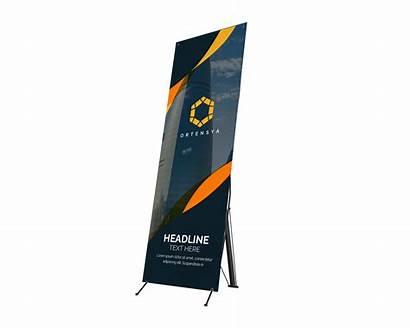 Banner Retractable Fiverr Backdrop Trade Shows