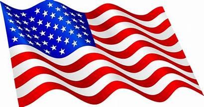 Flag American Transparent Clipart States United America