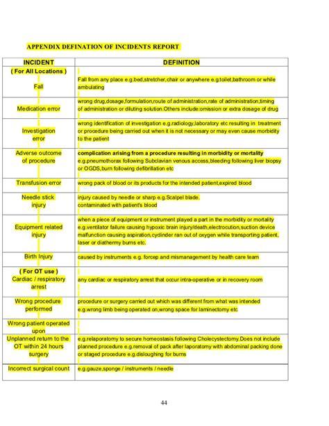 policies  procedure nursing