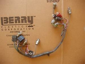1964 - 1966 Chevy Truck Cluster Wiring Harness