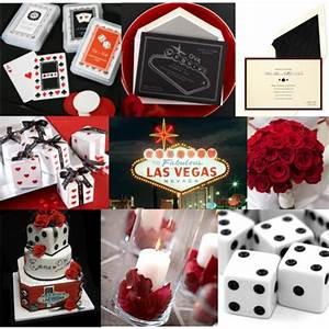 las vegas wedding theme favors and decoration ideas im With vegas wedding party favors