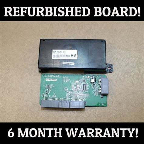 03 Ford F250 Fuse Box Ab Relay by Ford F 150 Gem Module Page 2