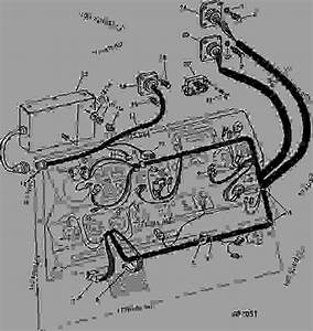 Instrument Panel Wiring Harness And Low Shaft Speed