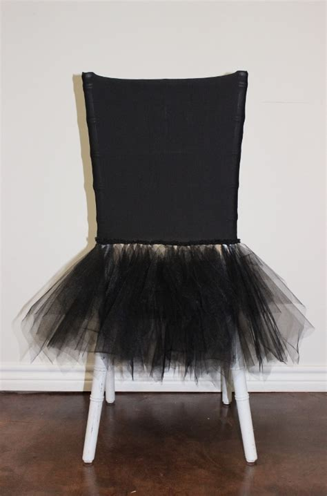 black tutu chair caps house of houghhouse of hough