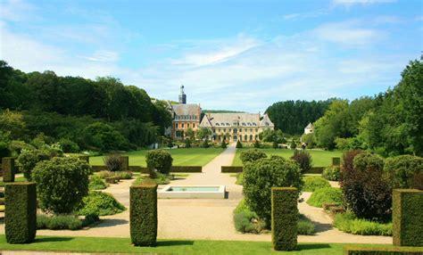 chambres d hotes picardie les jardins de l 39 abbaye de valloires la mère de la mule