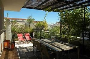 Aménagement Terrasse Appartement : d couvrez nos id es pour am nager une terrasse en ville ~ Melissatoandfro.com Idées de Décoration