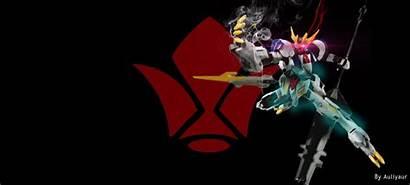 Gundam Barbatos Lupus Rex Anime Background Asw