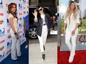 How To Wear White Jeans In A Stylish Way - EHotBuzz