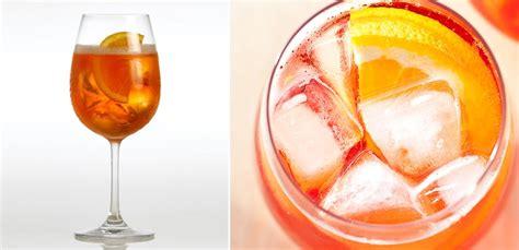recette cuisine italienne cocktail spritz véritable recette prosecco