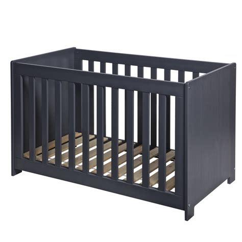 chambre bébé bois massif chambre bébé essentielle bois massif gris acier aarometk02