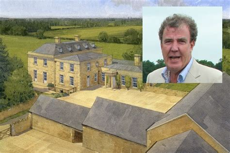 Clarkson House by Clarkson Is Rebuilding His Blown Up House Grand