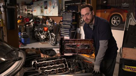 replace  valve cover gasket youtube