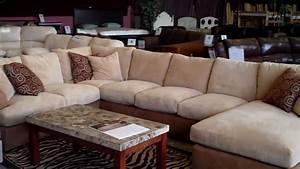 Robert michaels sofa furniture robert michael sectional for Sectional sofa down cushions